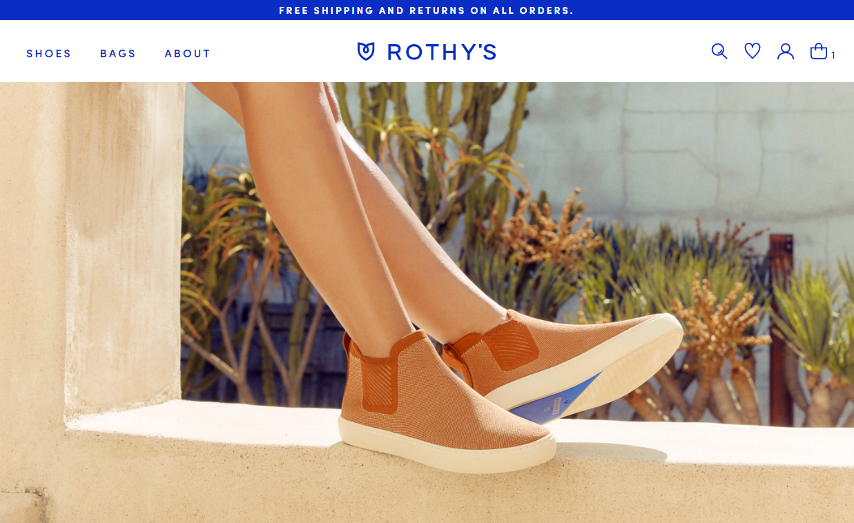 Rothy's - Buy Now Pay Later Stores