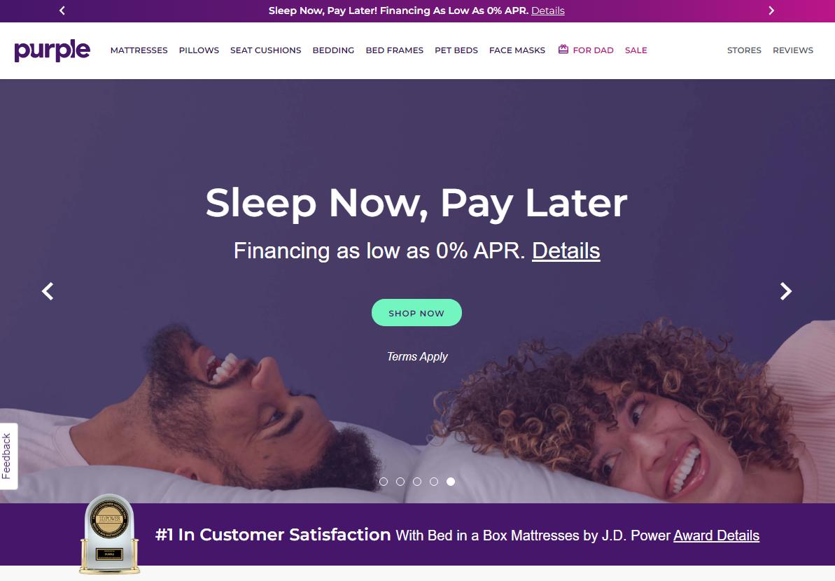 sleep now, pay later