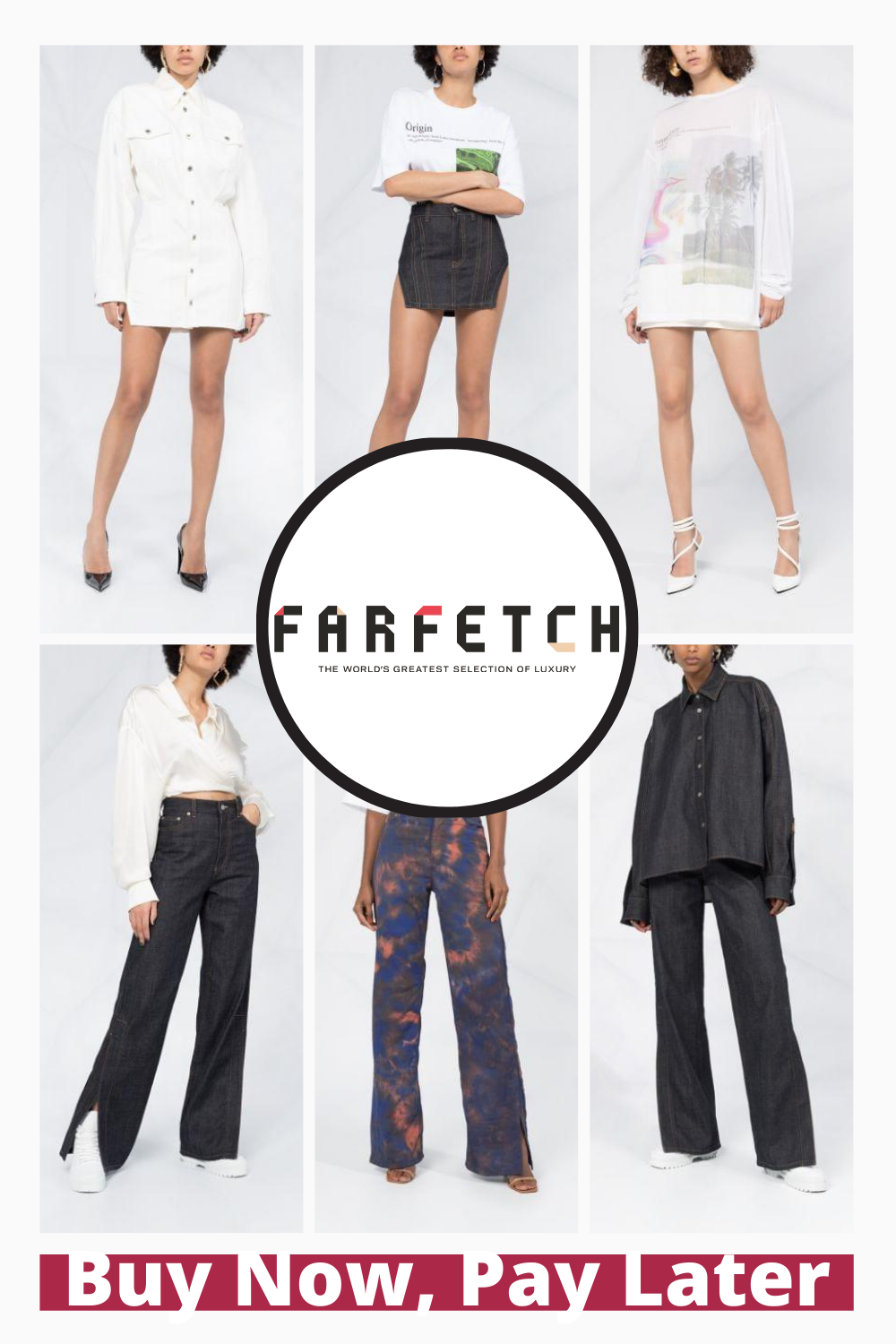 Buy Farfetch Now Pay Later