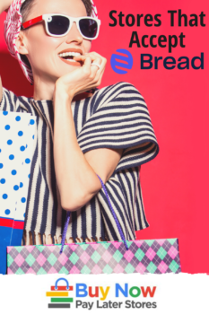 Buy Now Pay Later Bread Stores
