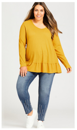 Welcome to your ultimate plus-size fashion destination!  Comfort and style unite with trending casualwear, curve-embracing essentials and relaxed silhouettes. Whatever your style or occasion, you'll be right at home at Avenue
