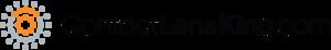 Contact King Lens Logo