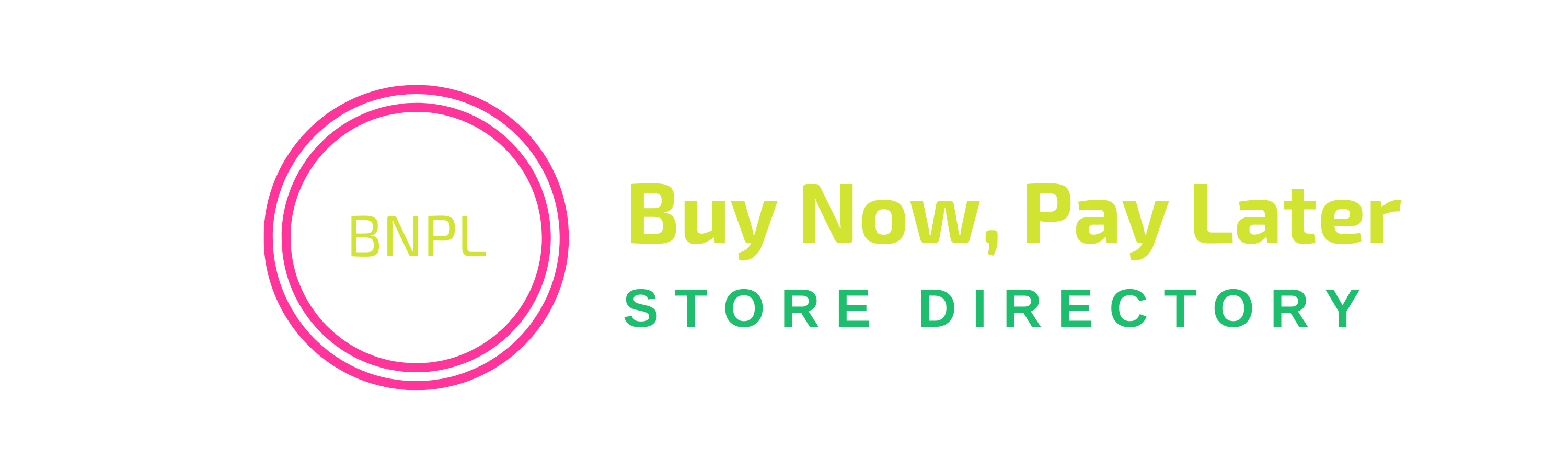 Buy Now Pay Later Stores